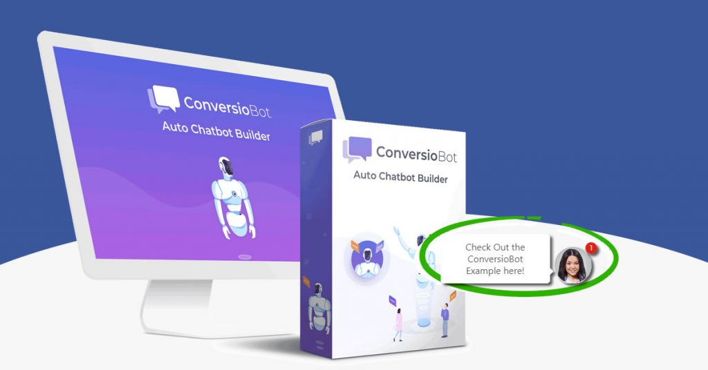 in fact you can check the live conversiobot demonstration on this very page so go ahead and see how it works simply click on chat in the lower right